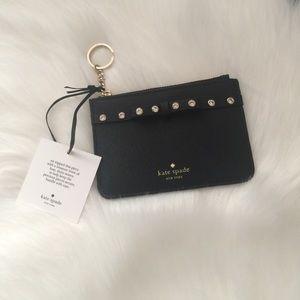 kate spade Bags - KATE SPADE ♠️ Bitsy Laurel Way Jeweled Wallet